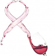 pink wine for breast cancer
