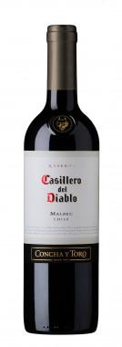 Casillero Del Diablo Malbec 2013