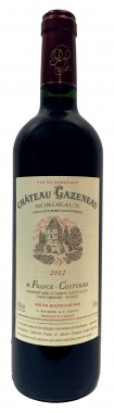 Chateau Gazeneau Bordeaux Red 2012
