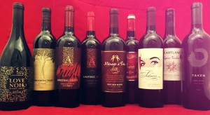 red valentine wines