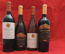 Benzinger and Concannon Wines
