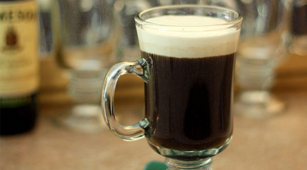 Breakfast: A Classic Irish Coffee