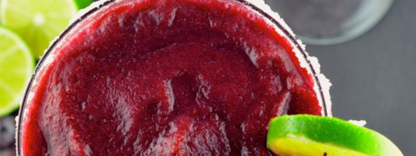 Blueberry Lime Margarita