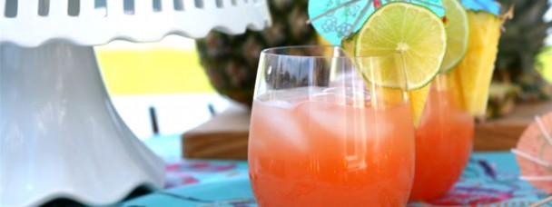 Cottage Rum Punch