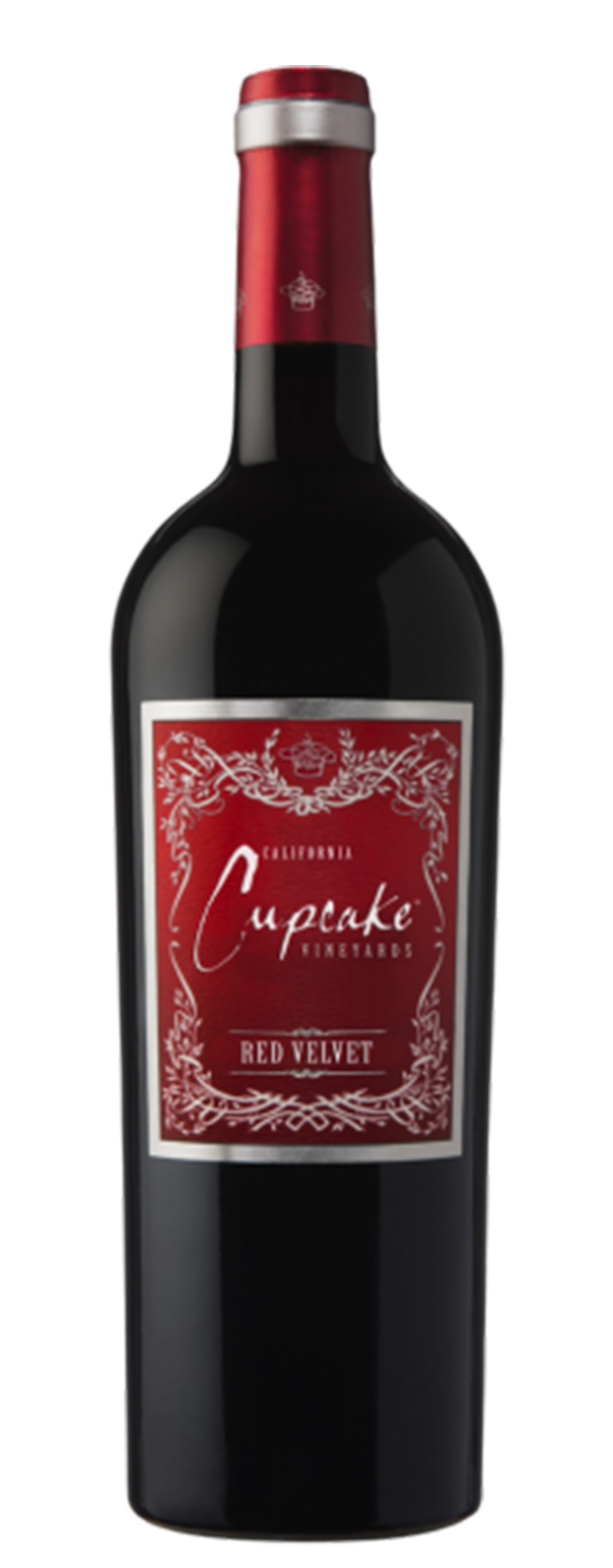 cupcake red velvet bremers wine and liquor