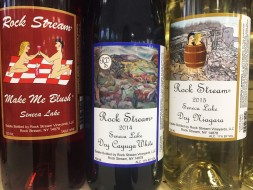 ROCKSTREAM VINEYARDS