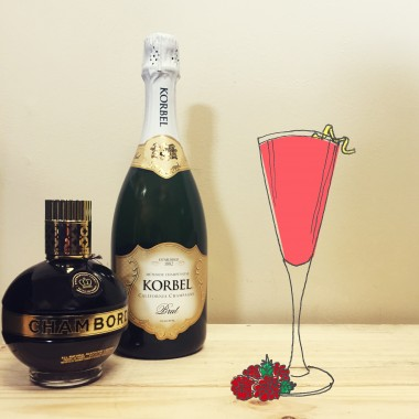 bremers brunch korbel kir royale