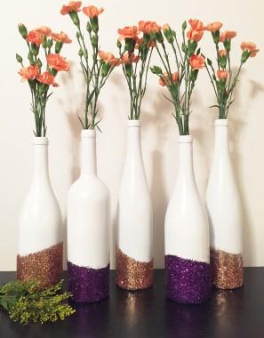 DIY FLOWER VASES BREMER's