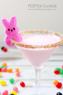 peeps cocktail