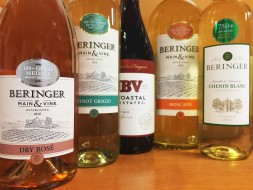 BERINGER WINES + ONE