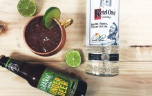 Ketel One Vodka Mule