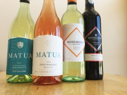 MATUA AND ROSEMOUNT ESTATE WINE