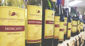THOUSAND ISLANDS WINERY