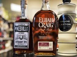PIKESVILLE AND ELIJAH CRAIG