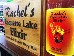 RACHEL'S RAQUETTE LAKE BLOODY MARY
