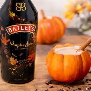 baileys pumpkin spice chai latte