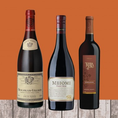 thanksgiving pairings reds 1