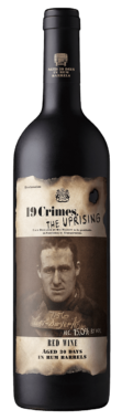 19 Crimes The Uprising Red Blend 2016