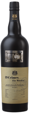 19 Crimes The Warden Red Blend 2016