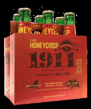 Beak & Skiff 1911 Honey Crisp Hard Cider