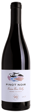 90+ Cellars Russian River Valley Pinot Noir 2015