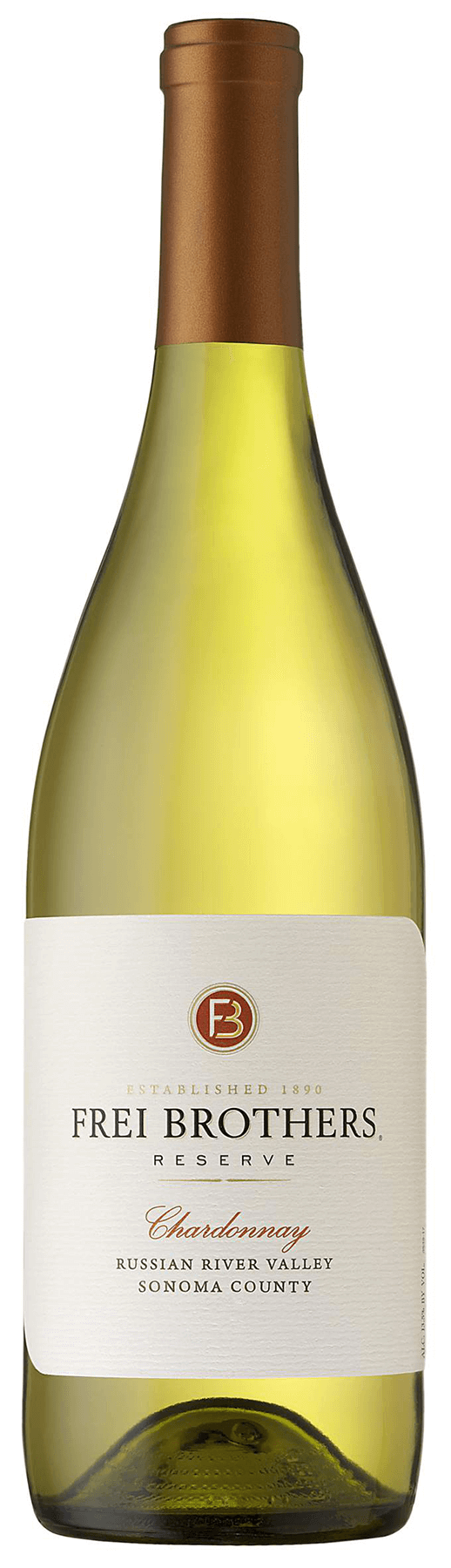 Frei Brothers Chardonnay Reserve 2016