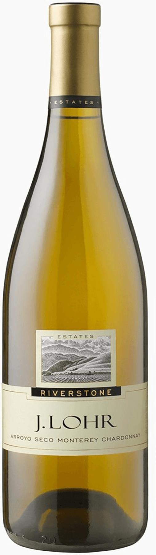 J Lohr Riverstone Chardonnay 2015