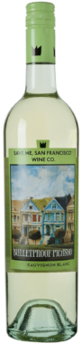Save Me San Francisco Bulletproof Picasso Sauvignon Blanc 2015