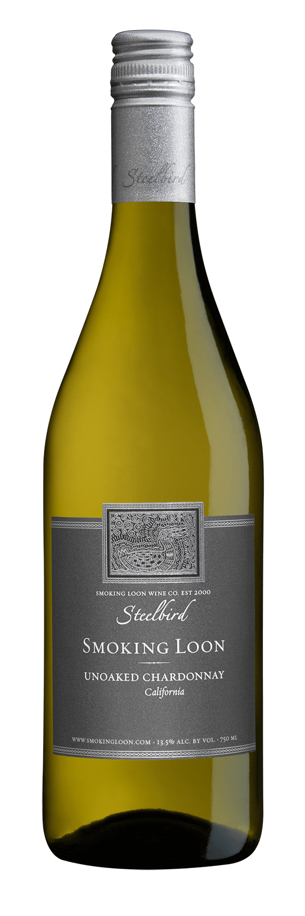 Smoking Loon Steelbird Chardonnay 2016