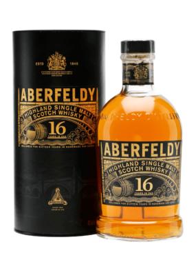 Aberfeldy 16 Year Old Single Malt