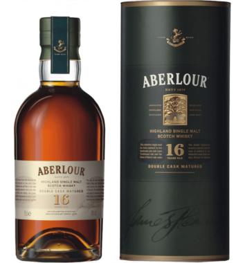 Aberlour A'Bunadh Sherry Wood 16 Year Single Malt