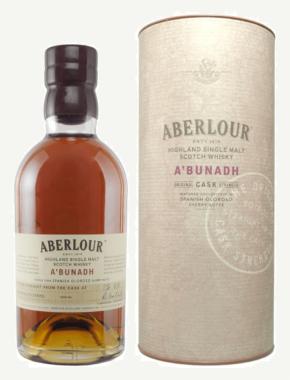 Aberlour A'Bunadh Cask Strength Single Malt