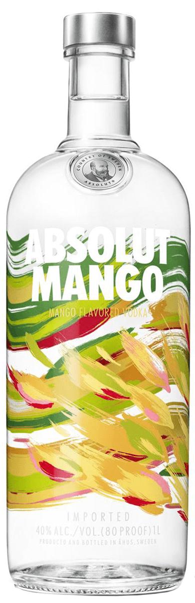 absolut mango 1 l bremers wine and liquor