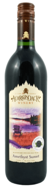 Adirondack Winery Amethyst Sunset