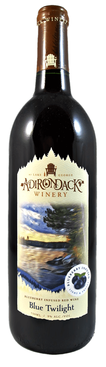 Adirondack Winery Blue Twilight