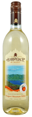 Adirondack Winery Prospect Mountain White Peach