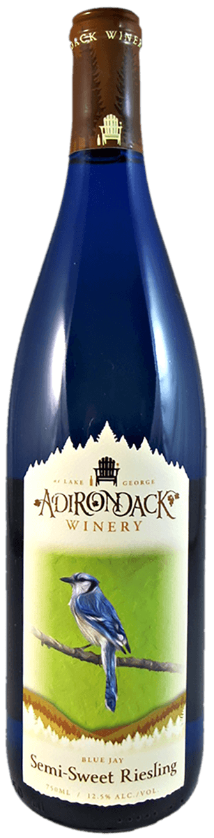 Adirondack Winery Semi-Sweet Riesling 2016