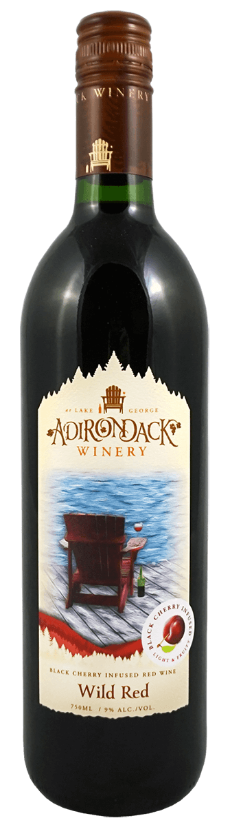 Adirondack Winery Wild Red