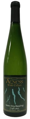 Agness Wine Cellars Semi-Dry Riesling 2016