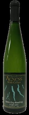 Agness Wine Cellars Semi-Dry Riesling 2016