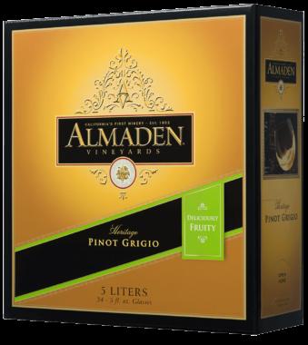 Almaden Pinot Grigio