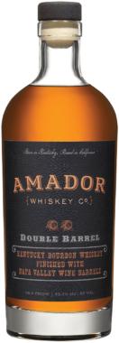 Amador Whiskey Co. Double Barrel Kentucky Bourbon Whiskey