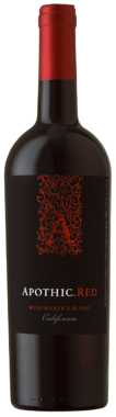 Apothic Red Blend 2015