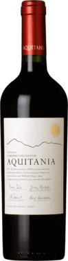 Aquitania Cabernet Sauvignon Reserva 2015