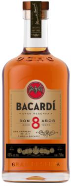 Bacardí 8 Años - Gran Reserva