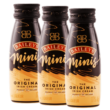 Baileys Minis (3 Pack)