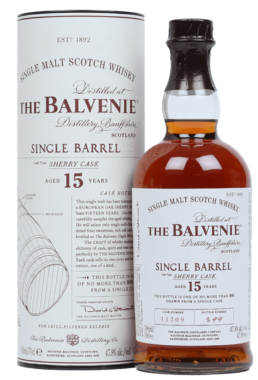 The Balvenie Single Barrel 15 Year