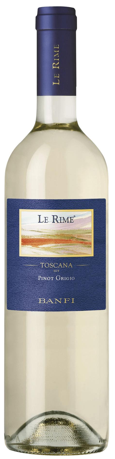 Banfi Le Rime Pinot Grigio 2016