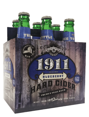 Beak & Skiff 1911 Blueberry Hard Cider