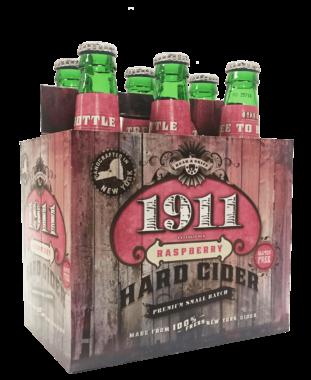 Beak & Skiff 1911 Raspberry Hard Cider
